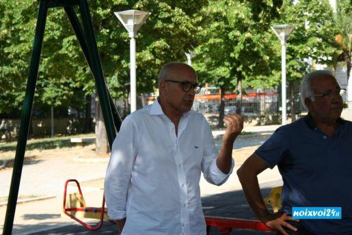 Luciano Cilli e Arnaldo Mariotti