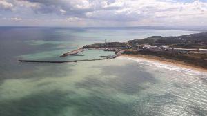Punta Penna foto aerea