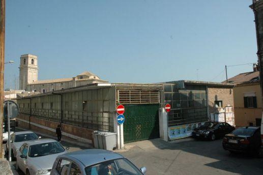 Zona mercato Santa Chiara