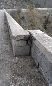 Lesione ponte carunchio