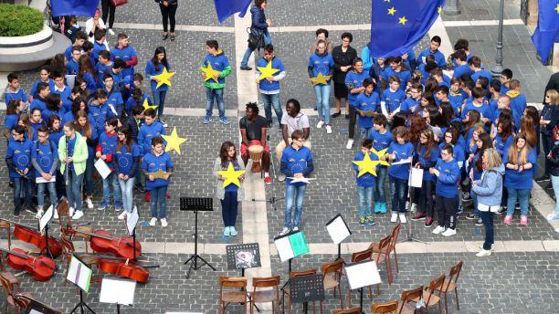Festa dell'europa marenostrum