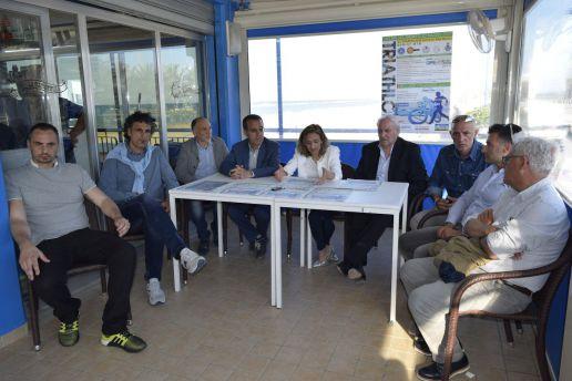 Conferenza stampa triathlon