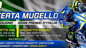 Andrea Iannone Fan Club Gran Premio d'Italia