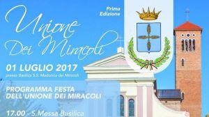 Festa Unione dei Miracoli