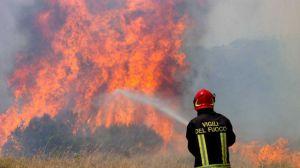 Incendi Vigili del Fuoco