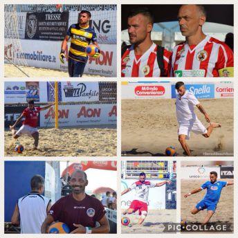 Beach soccer Lnd Aon