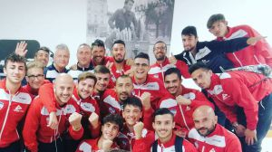 Cupello Calcio selfie