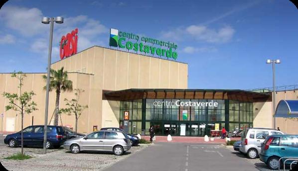 Centro commerciale Costaverde