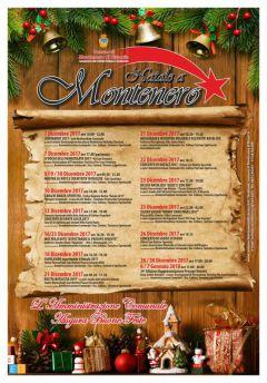 Manifestazioni natalizie Montenero di Bisaccia