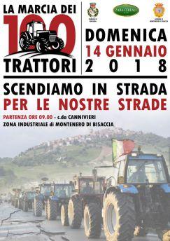 Marcia dei 100 trattori