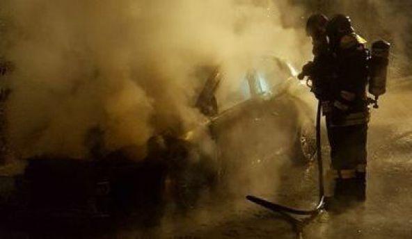 Incendi auto