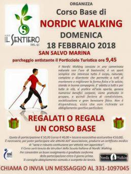 Nord walking corso