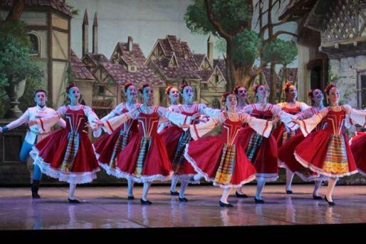 Scuola di danza rassjanka