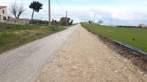 Strada montenero-montebello
