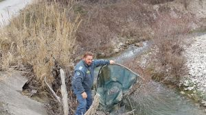 Nassa fiume arci pesca fisa