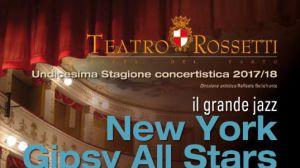 Concerto Teatro Rossetti