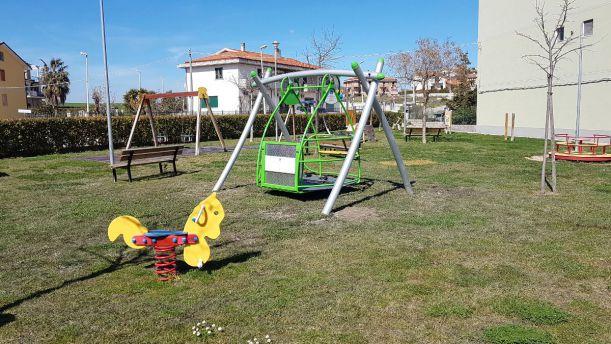Altalena Montenero di Bisaccia