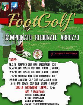 Footgolf campionato