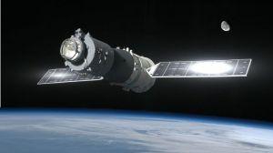 Frammenti stazione spaziale