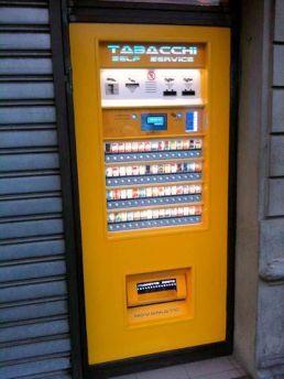 Distributori sigarette