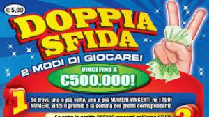 Gratta e vinci 500mila euro