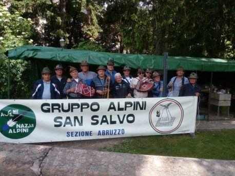 Gruppo alpini san salvo