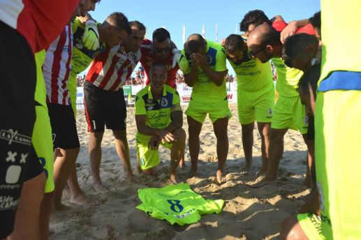 Vastese Beach Soccer ricordo Marinelli