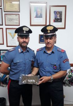 Carabinieri Roccaspinalveti