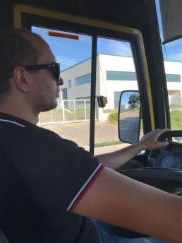 Luca Conti bus