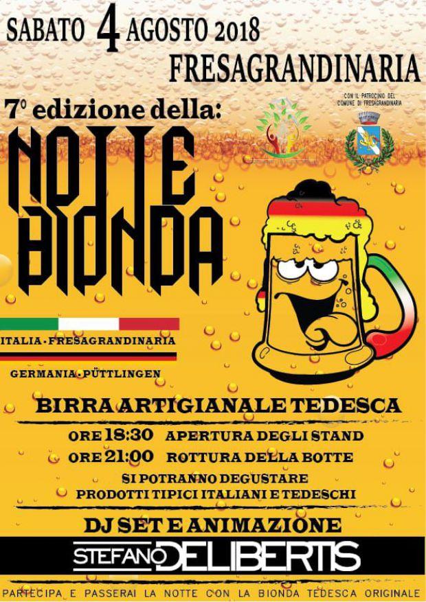 Notte Bionda