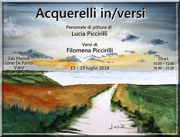 Acquerelli In/versi