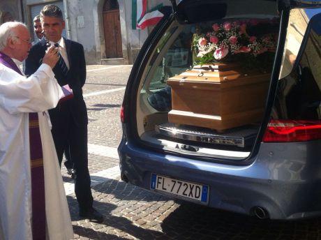 Funerali Maria Barducci