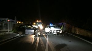 Incidente frontale