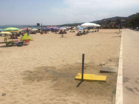 Fontanella spiaggia
