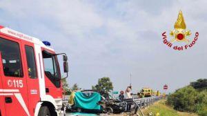 Incidente autostrade
