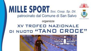 XV Trofeo Tano Croce