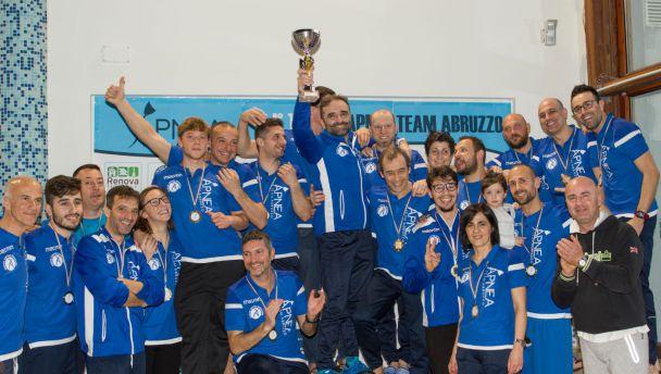 Trofeo Apnea Team Abruzzo 1