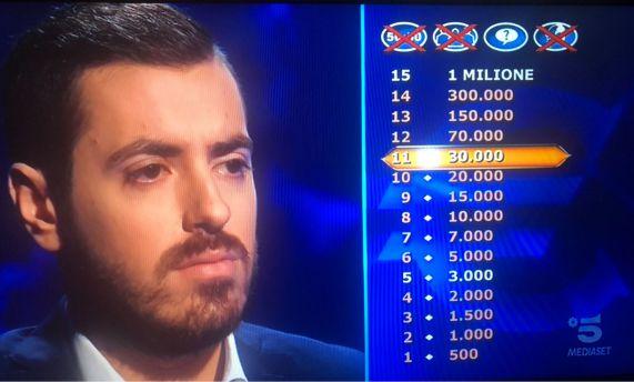 Luca chi vuol essere milionario