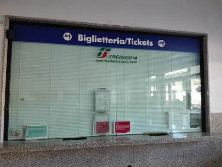 Biglietteria stazione