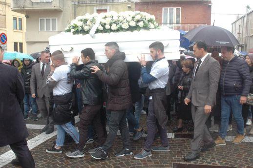Funerali christian cerbone