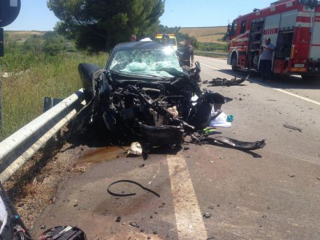 Incidente statale 16
