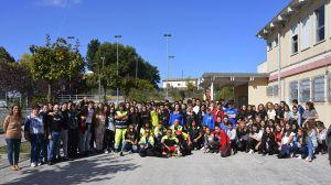 Lezione scuola protezione civile