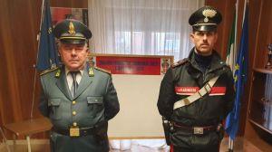 Carabinieri e finanza