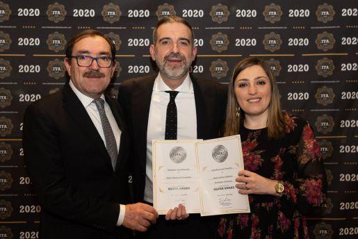 Oscar internazionale per Luca Finocchio