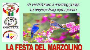 Festa marzolino