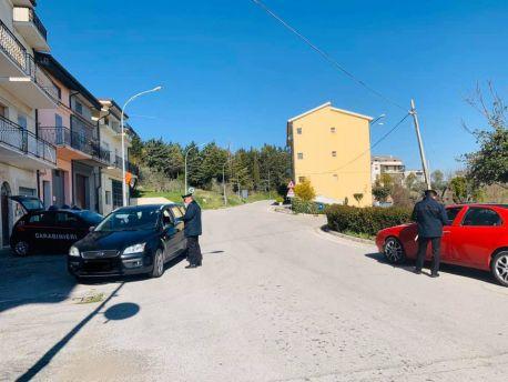 Controlli Carabinieri Casalanguida