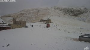 Campo imperatore neve