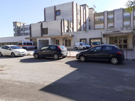 Ospedale gissi drive-in