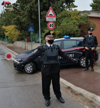 Carabinieri San Salvo