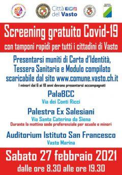 Screening Vasto